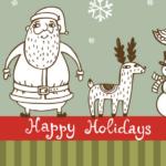 Vacances scolaires de Noël - Toutes zones